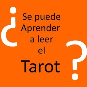 Se puede aprender a leer el tarot