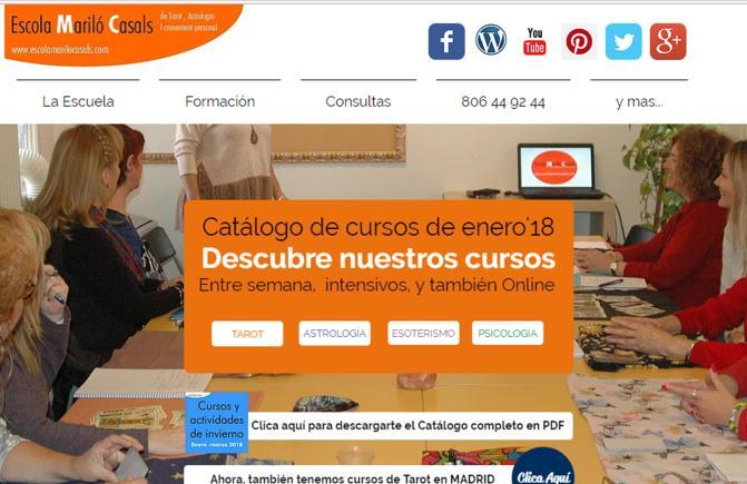 web cursos